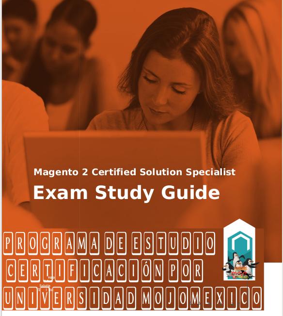Programa de Certificacion Magento2 Guia Oficial