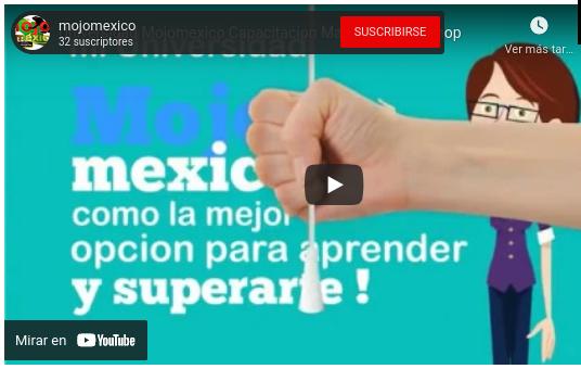 Video introduccion Universidad Mojomexico